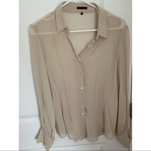 Theory Tops - Silk theory blouse